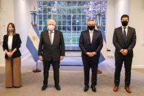 Covid-19: Fernández anunció que Argentina producirá la vacuna y que estaría en el primer semestre de 2021