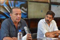Luego de la masiva movilización , provincia anunció un aumento de salario para la fuerza policial