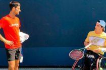 La admiración de Novak Djokovic por Gustavo Fernández: el mejor tenista del momento y ex Nº 1