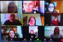 La comisión de educación se reunió con la S.de Fomento de Colonia Nievas