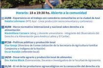 La Facultad de Derecho de Azul brindará dos talleres virtuales