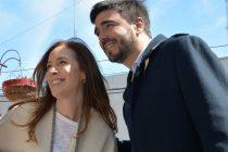 El saludo de Galli a Vidal por su cumpleaños