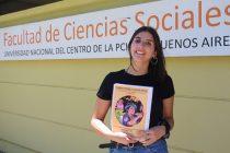 Una graduada de Sociales recibió una beca Erasmus y realiza un Máster en universidades europeas