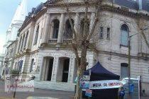 Mesa de emergencia: «volvemos a la plaza hasta que las soluciones sean hechos y no promesas»