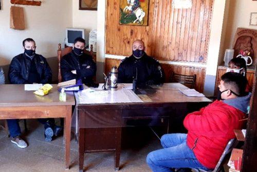 Comité para la prevención y solución de conflictos en la Unidad 2