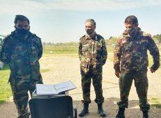 Juan Laraignee es el nuevo coordinador zonal de seguridad rural de Olavarría