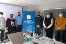 La Unión Industrial Olavarría firmó un convenio con Andreani