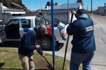 Se suman acciones de mantenimiento vial en la ciudad