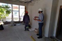 Control de protocolos en obras de construcción en la ciudad