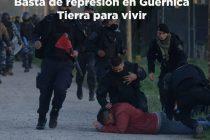 Convocan a una movilización en la plaza en apoyo a las familias de Guernica