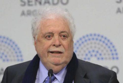 """Coronavirus: González García estimó que """"en marzo"""" podría estar """"masivamente la vacuna"""""""