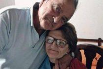 Falleció en Azul Miguel Ángel Ríos, la pareja de María del Carmen Ruiz