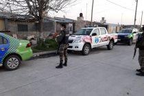 En un operativo por abigeato secuestraron carne y plantines de marihuana