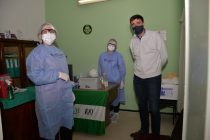 En una nueva jornada el Programa RTA se trasladó a las localidades