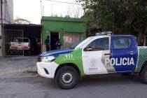S. Bayas: En dos allanamientos recuperan elementos robados