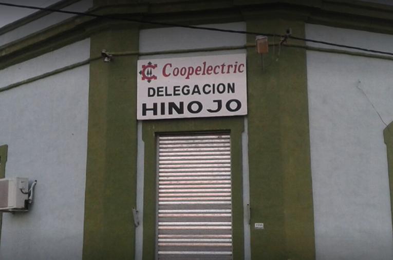 localidad de Hinojo