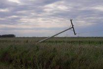 Temporal: Coopelectric continúa trabajando para restituir el suministro eléctrico