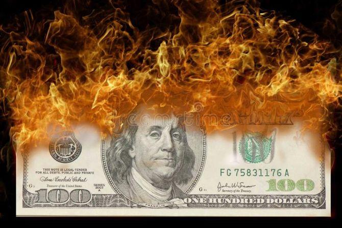 dólar blue cerca de $200