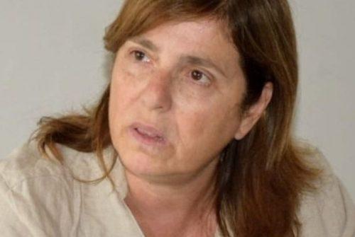 Alejandra Capriata: «Estamos en la fase de colapso de UTI y de la Institución»