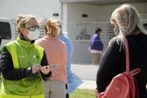 Informe Sanitario: Se registraron 58 casos positivos de Covid-19 y 73 altas médicas