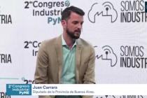 Carrara participó del 2° encuentro somos industria