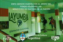 La Yumba recibió ayuda económica del Ministerio de cultura de la Nación