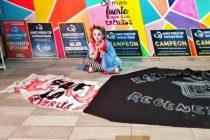 Bailarina local participó de un torneo latinoamericano online