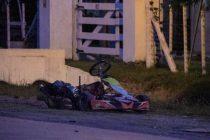Azul: Un piloto que probaba un karting, fallecido en una fatal accidente en esa ciudad