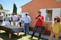 Barrio UOCRA: 10 familias cumplieron el sueño de la casa propia