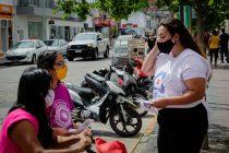Bonaerenses Solidarios realizaron su primera actividad en Olavarría