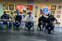 Raúl Ferreira: «Tuvimos una jornada agitada y 40 auxilios en viviendas»