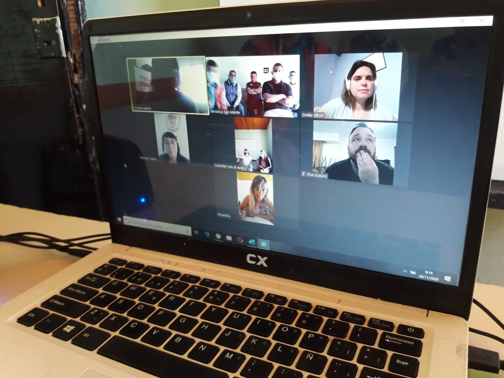 Conversatorio virtual sobre masculinidades