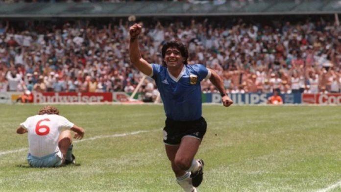 Maradona a los billetes