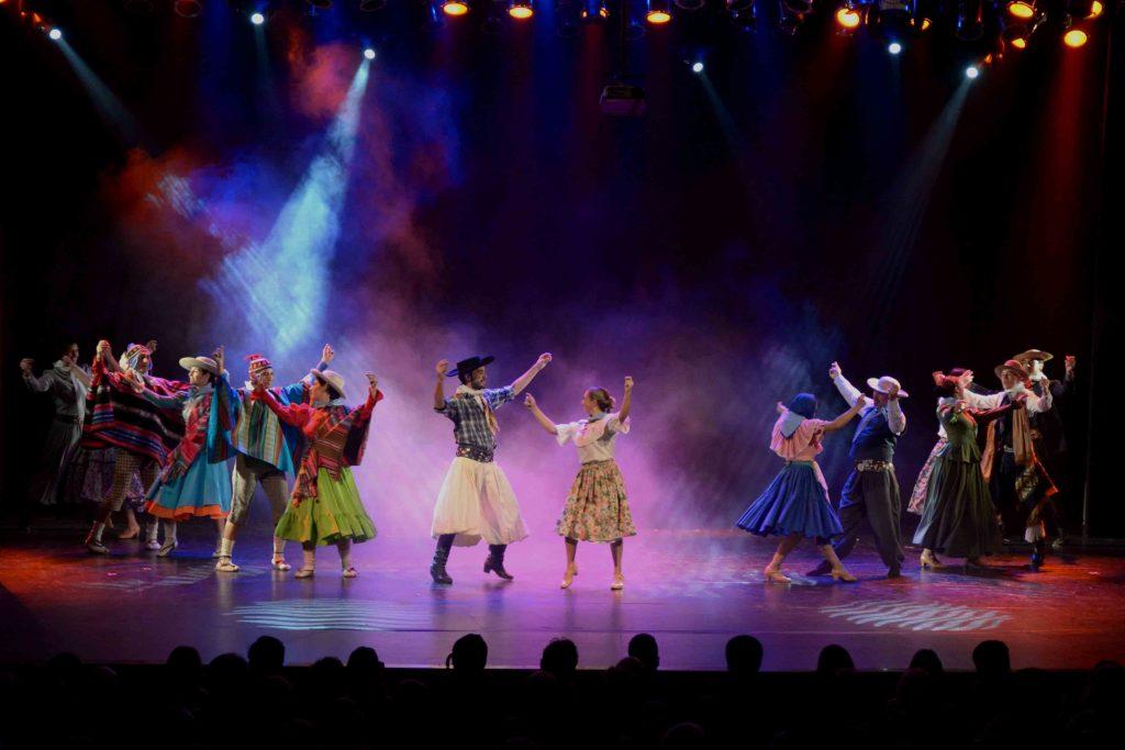 Festival folklórico internacional