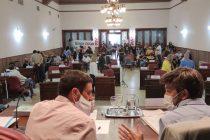 Por mayoría y con 7 horas de debate se aprobó el presupuesto Municipal
