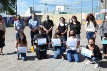 Se realizó la entrega de certificados a los ganadores del Programa Futuro Malvinas