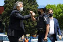 """Fernández: """"Si el relajamiento sigue, las fuerzas de seguridad disiparán a la gente"""""""