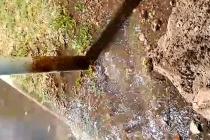Una empresa rompió un caño y varios sectores se quedaron sin agua