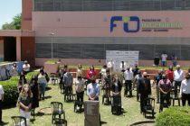 Graduados y graduadas de la FIO recibieron sus diplomas