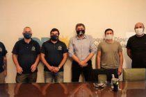 Representantes de AOMA Olavarría  se reunieron con Máximo Kirchner
