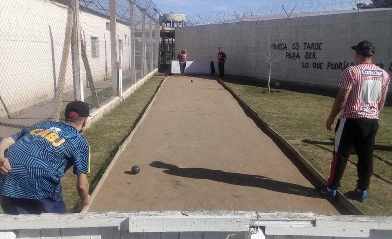 Actividades deportivas para adultos mayores