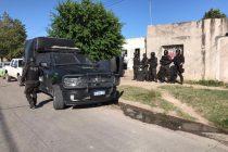 Allanamientos en el b° Nicolás Avellaneda tras varios enfrentamientos