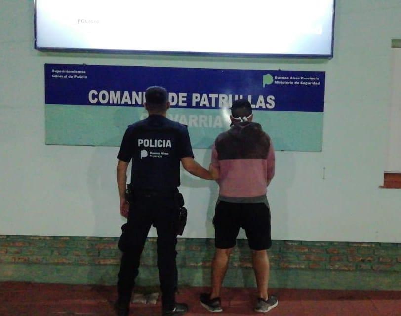 Hicieron efectiva la detención