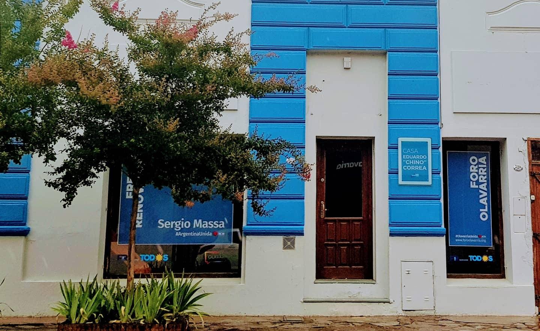 Casa Eduardo Chino Correa