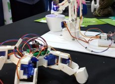 Impresión 3D y Robótica: nuevo encuentro del Club Social de Innovación