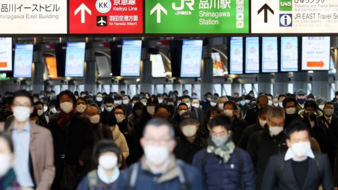 Japon detecta una nueva cepa
