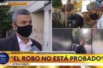 """Piden que se investigue al marido de Piparo por """"homicidio en grado de tentativa"""""""
