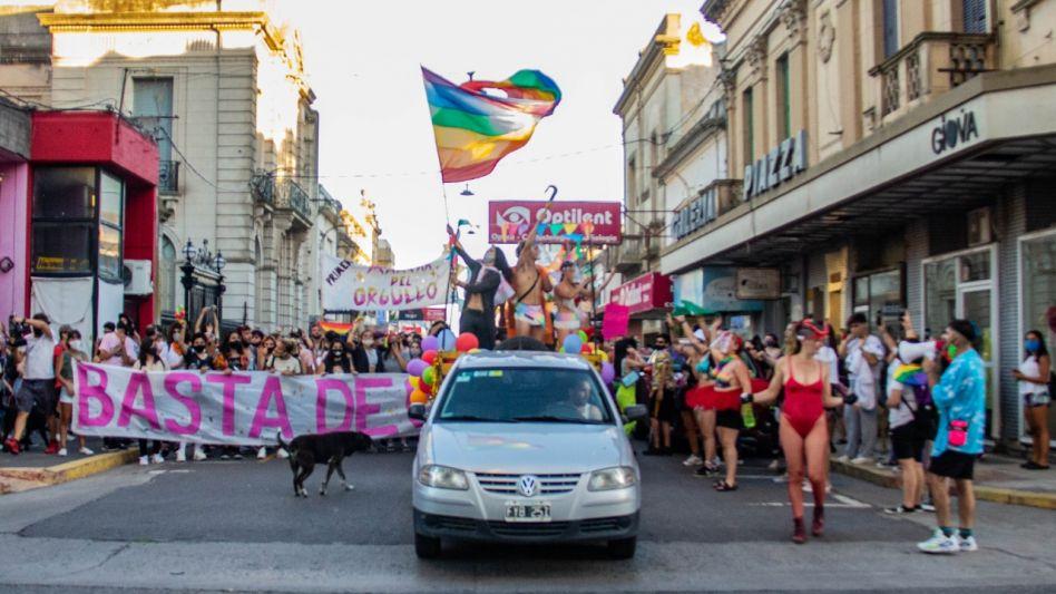 Primera marcha del orgullo