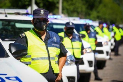 Provincia anunció una suba salarial para policías y agentes penitenciarios