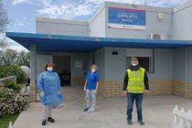 Realizarán un RTA de emergencia en la localidad de Recalde